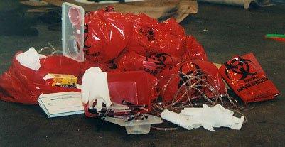 Fedcenter Medical Waste
