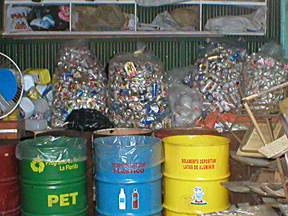 Fedcenter Solid Waste Storage