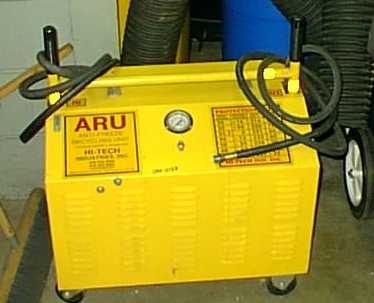 Motor Vehicle Antifreeze Recycling Unit Image