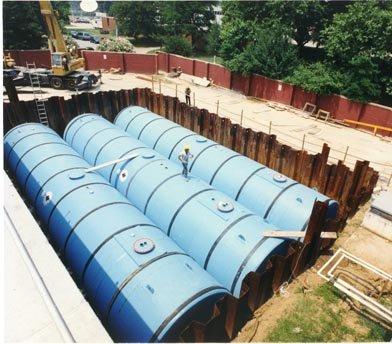 Fedcenter Underground Storage Tanks Usts
