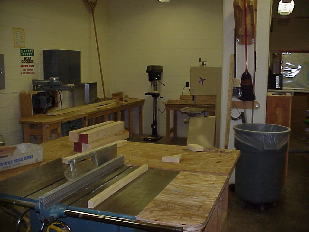 Carpenter Shop Image